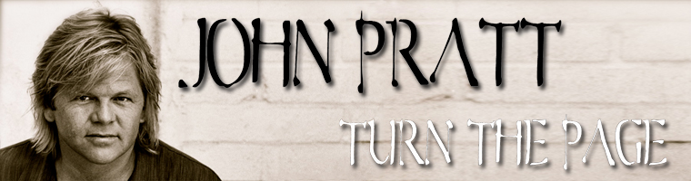 John Pratt - Turn The Page